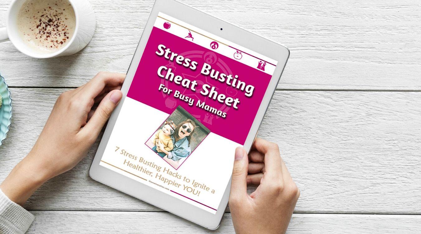 Stress Busting Cheatsheet
